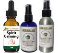 Calm The Spirit: Heart Blood Deficiency + Hemp Oil Spray + Pet GO: Glandular Organ Wafers