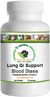 Lung Qi Support: Blood Stasis