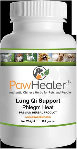 Lung Qi Support: Phlegm-Heat Formula
