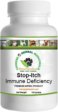 Stop-Itch: Immune Deficiency