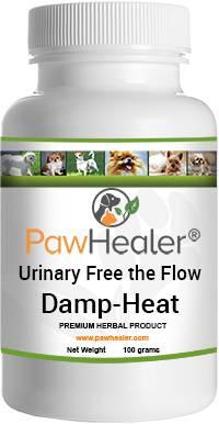 Urinary Free the Flow: Damp-Heat Formula