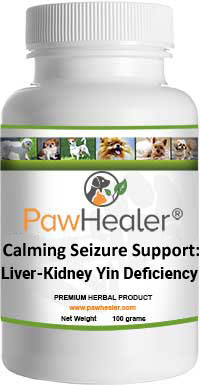 Calming Seizure Support: Liver-Kidney Yin Deficiency