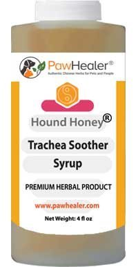 Hound Honey®: Trachea Soother Syrup