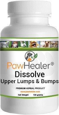 Dissolve: Upper Lumps & Bumps