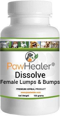 Dissolve: Female Lumps & Bumps